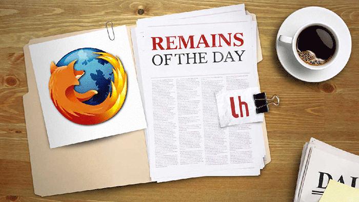 Firefox 18 - Web Design and Development