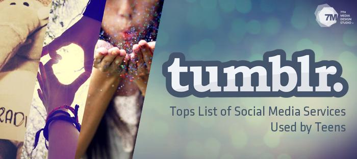 Tumblr Tops List of Social Media Services