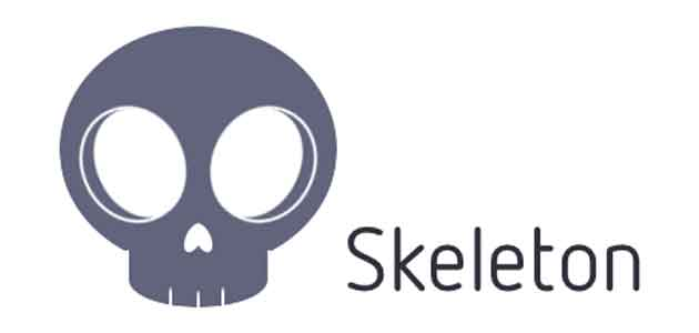 Skeleton HTML5 frameword