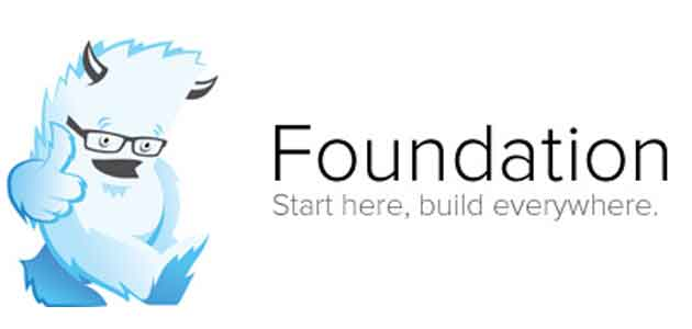 Foundation HTML5 Framework