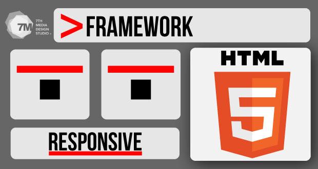 responsive html5 frameworks