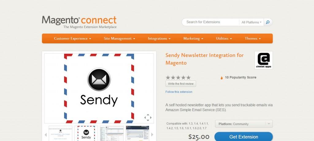 Sendy Newsletter