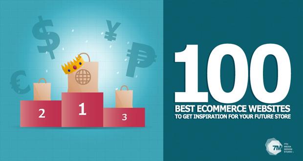 100 best ecommerce websites