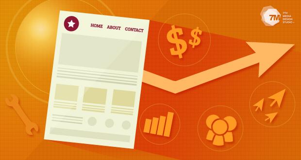 benefits of building your own website