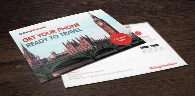 Postcard Design | Graphic Design Services