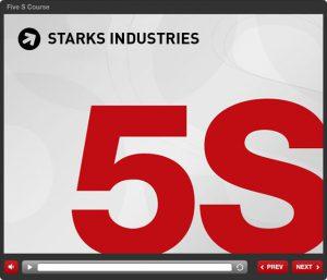 5S eLearning Module | eLearning Company