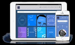 asian development bank mobile responsive website