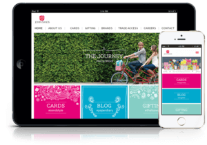 Johnsands Responsive Website